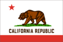State flag of California