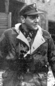 "Otto Skorzeny, after Operation Greif he was called ""the most dangerous man in Europe"""