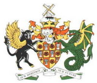 Arms of Rochford District Council
