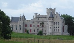 Chateau d'Abbadie, Hendaye, France: a Gothic pile for the natural historian and patron of astronomy , 1860 - 1870; , architect
