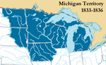 Michigan Territory Organization | RM.