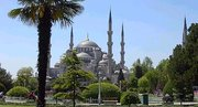 The Sultan Ahmed Mosque (Blue Mosque), Istanbul