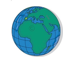 Geograhy Clipart provided by Classroom Clip Art (http://classroomclipart.com)