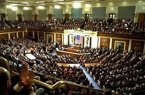 2003 State of the Union address given by