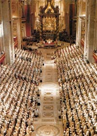Second Vatican Council Convened