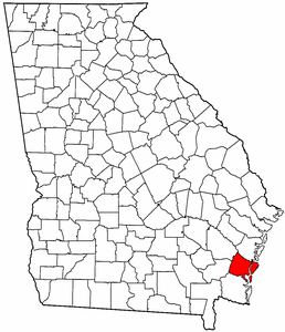 Image:Map of Georgia highlighting Glynn County.png