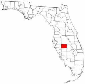 Hardee County Florida Academic Kids