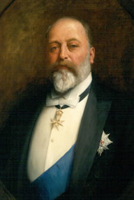 Edward VII King of the United Kingdom of Great Britain and Ireland, Emperor of India