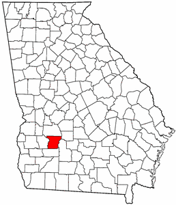 Image:Map of Georgia highlighting Lee County.png
