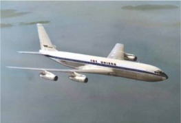 The Boeing 707.