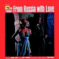 Original From Russia With Love soundtrack cover