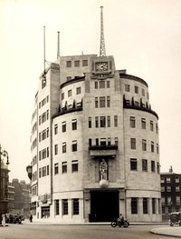 , the BBC's headquarters and location of the Radios 2, 3, 4, 6 Music and BBC 7 studios