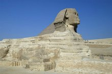 The Great Sphinx.Image provided by Classroom Clipart (http://classroomclipart.com)