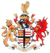 Arms of Pembrokeshire
