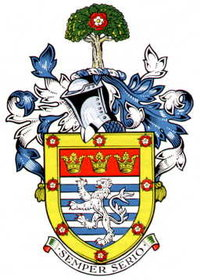 Arms of Hatfield Rural District Council
