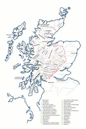 Scottish clan - Academic Kids
