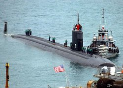 U.S. Navy  submarine,