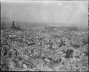 Cologne devastated in 1945