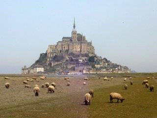 is a historic pilgrimage site and a symbol of Normandy