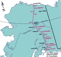 Trans-Alaska Pipeline System - Academic Kids