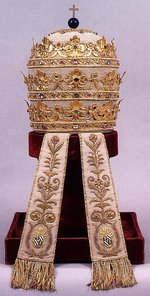 1834 Tiara of Pope Gregory XVI